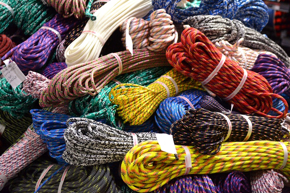 Sznury i liny